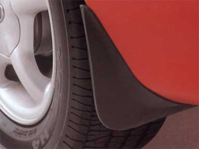 Mud Guards (3-Door-Rear)