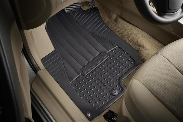 All Weather Floor Mats - Rear
