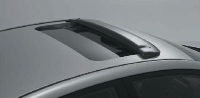 Wind Deflector - Sunroof