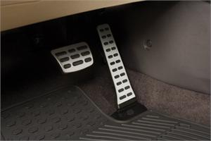 Sport Pedals - Manual Transmission