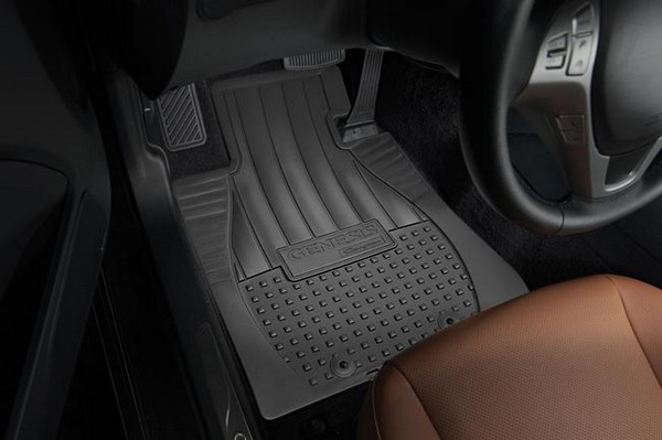 All Weather Mats - Rear