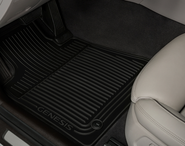 All Weather Floor Mats (AWD)