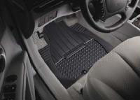 Floor Mats - All-Weather - Rear set