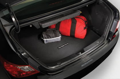 Carpeted Cargo Mat - Sport