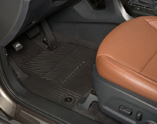 All Weather Floor Mats - 1st and 2nd Row