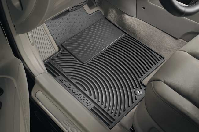 Floor Mats - All Weather (Front) - Hybrid