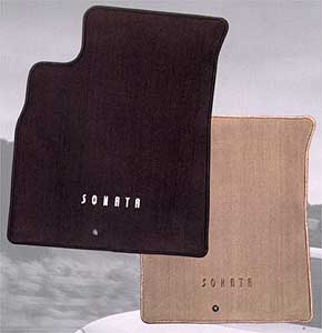 Carpeted Floor Mats - Hybrid (Cocoa Brown)