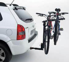 Tow Hitch Bike Carrier