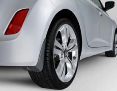 Splash Guards (Rear)